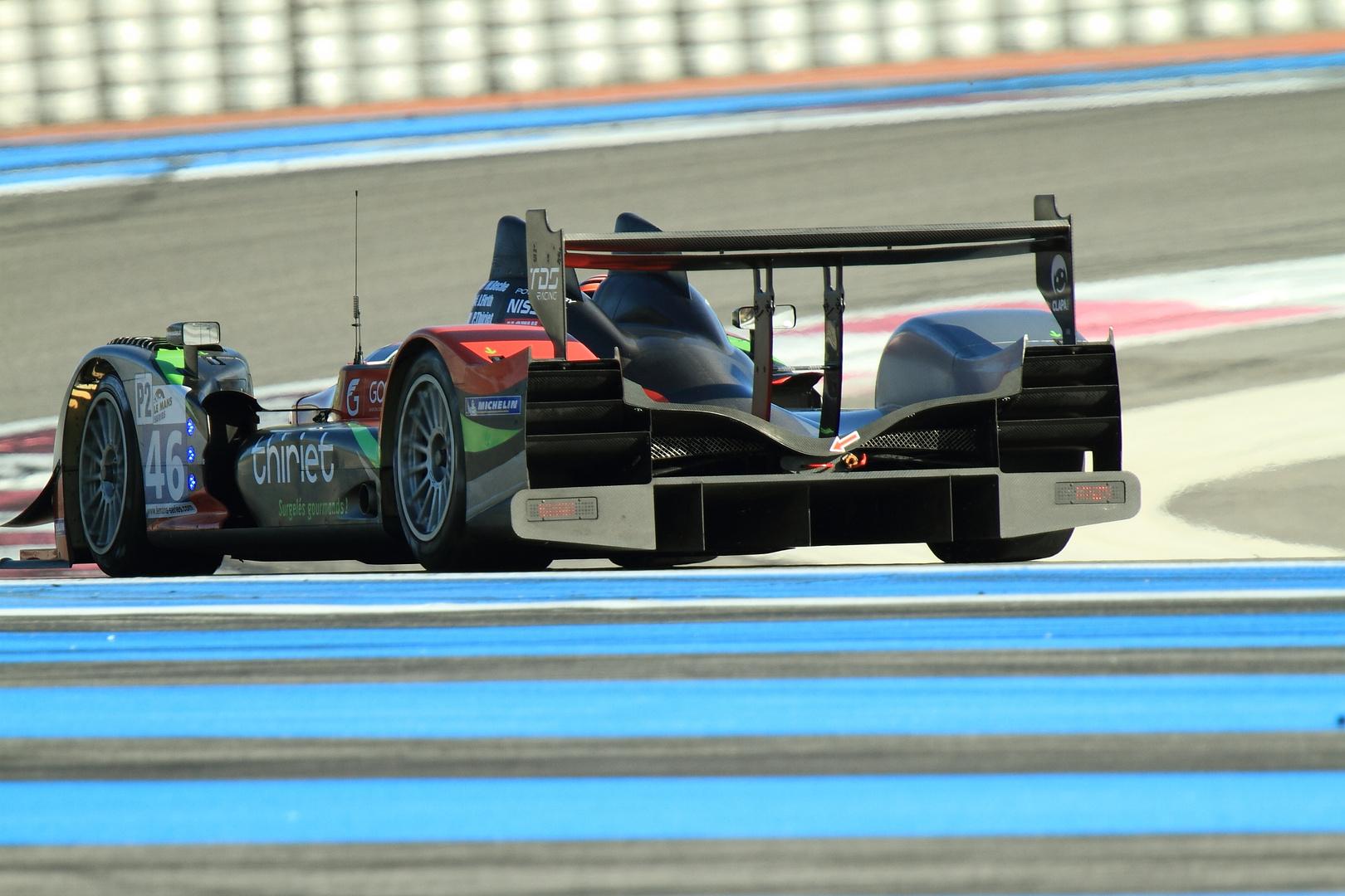 Le Mans Series 9