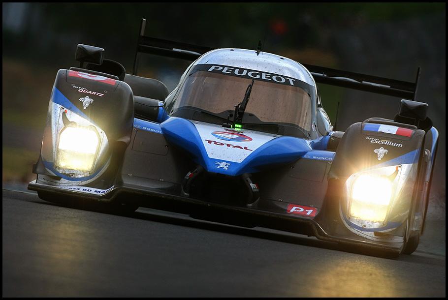 Le Mans Sieger 2009