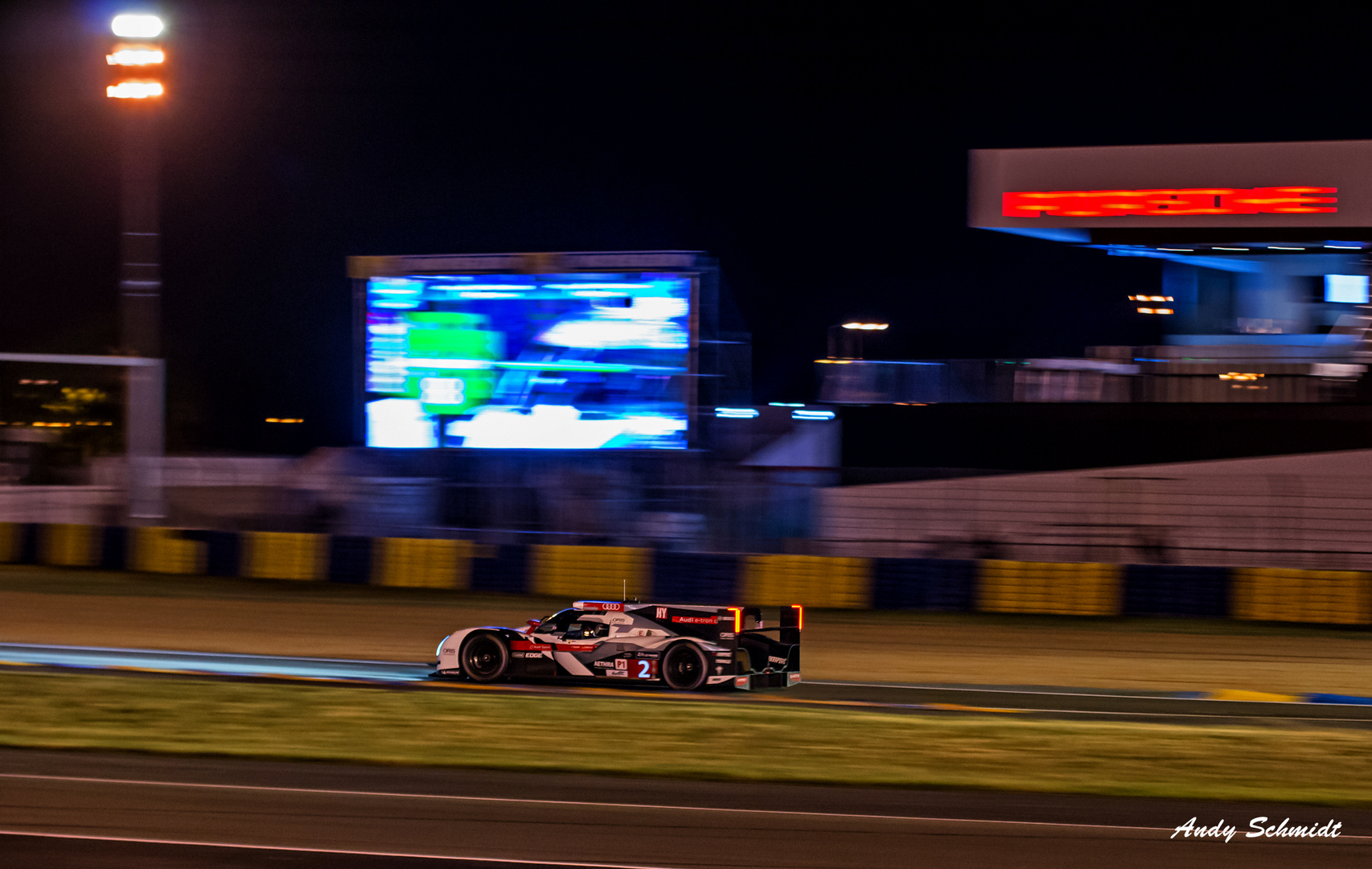Le Mans Sieger bei Nacht :-) 2014