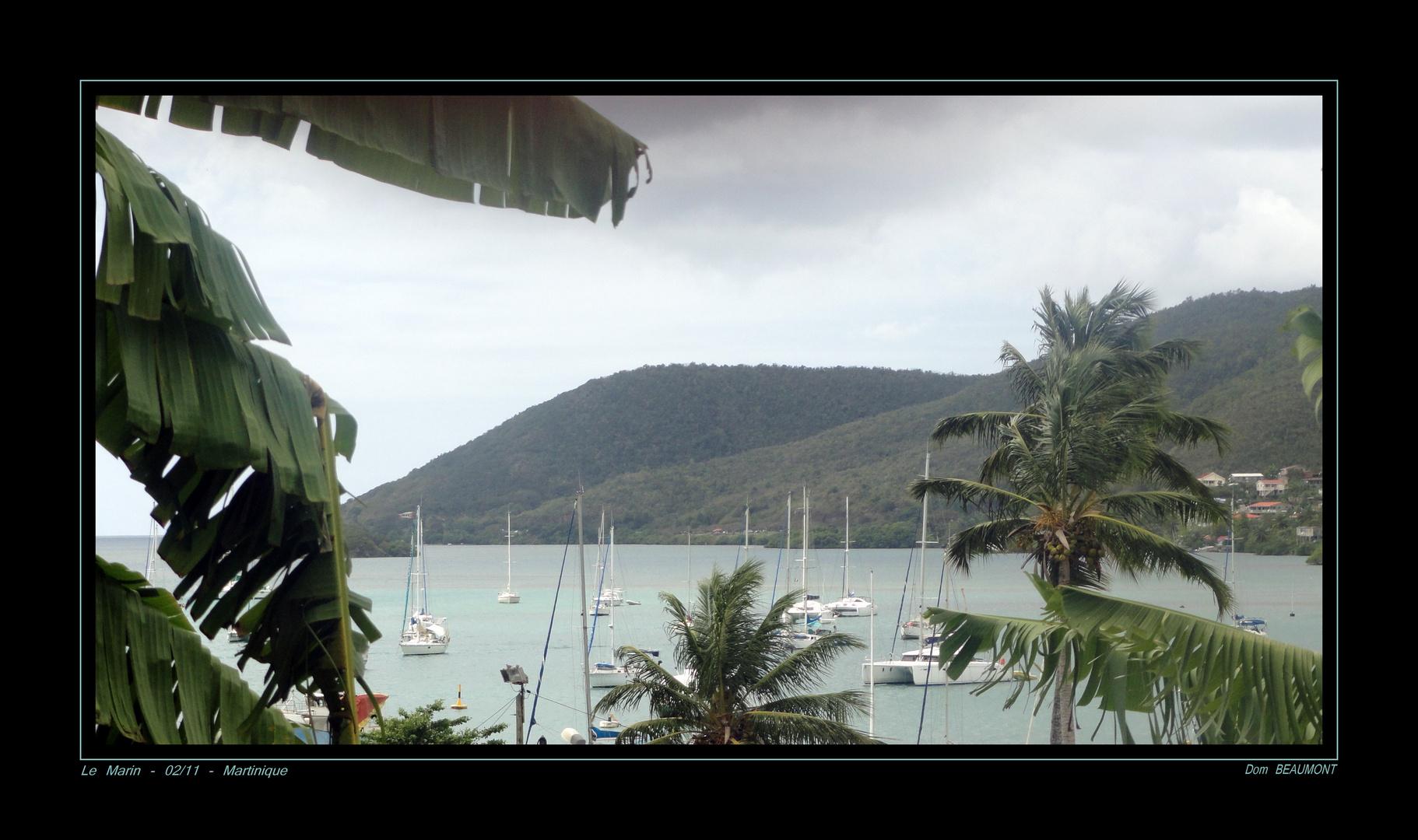 Le Marin - C'est beau...