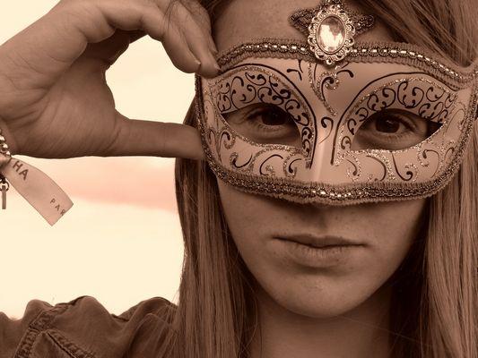 Le masque .