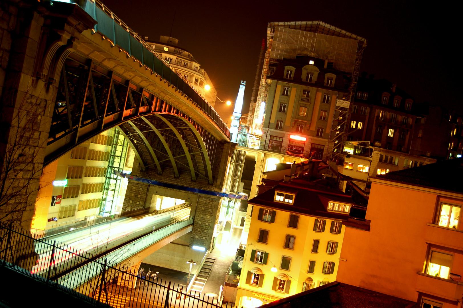 Le métro de minuit