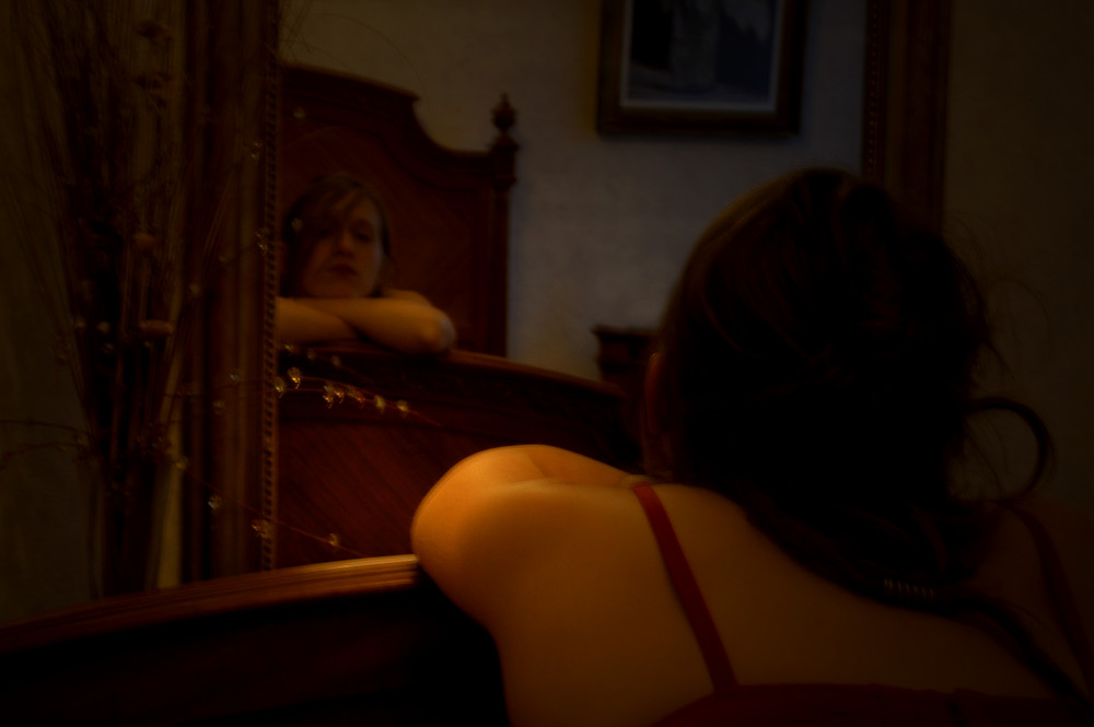 le miroir de lou
