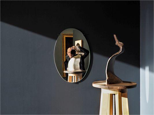 Le miroir magique.