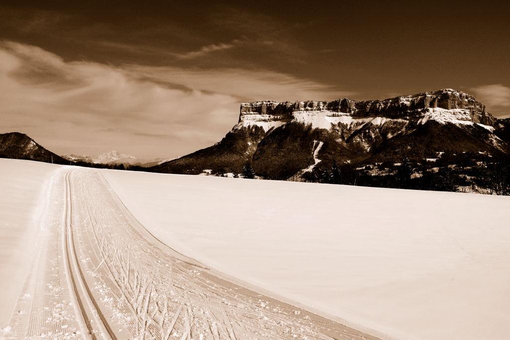 Le Mont-blanc, au bout du chemin...