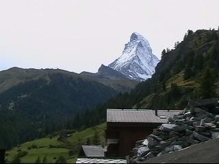 Le Mont Cervin (4478 m)