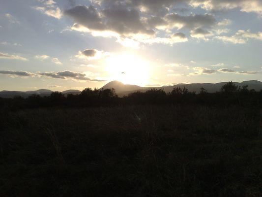 Le mont DORE porte bien son nom
