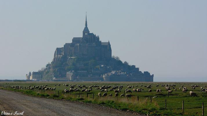 Le Mont- Saint- Michel