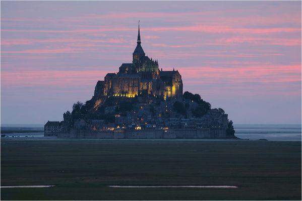 ~ Le Mont Saint-Michel ~