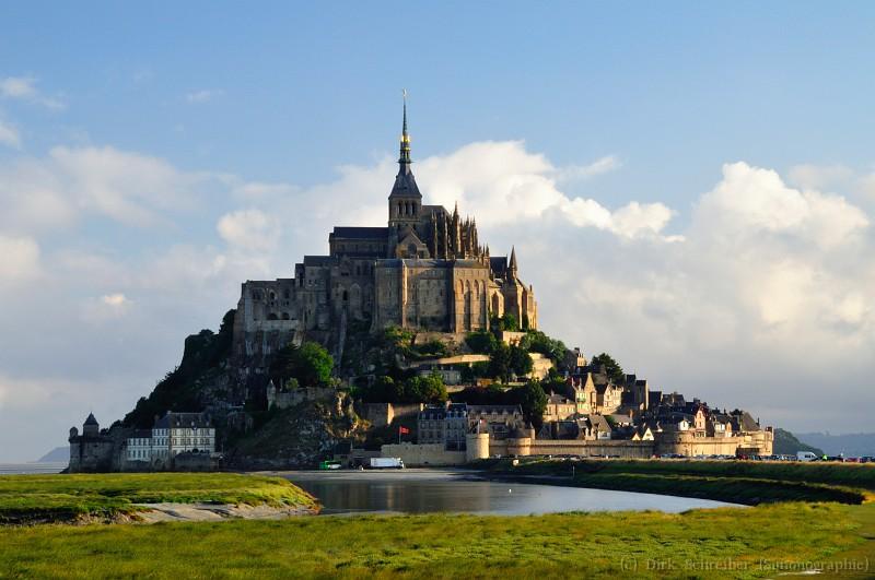 Le Mont Saint-Michel, France (2)