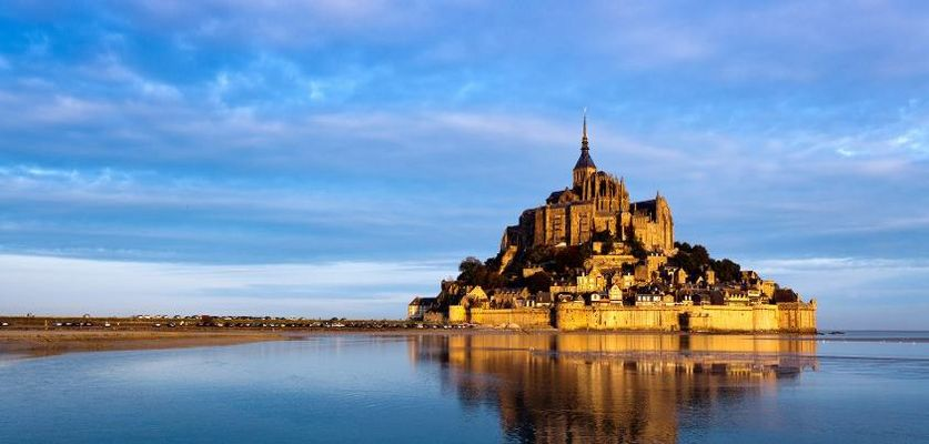 le mont saint michel splendide