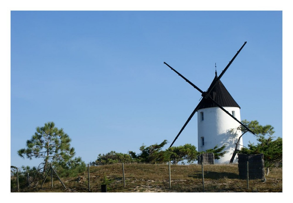 Le Moulin à Noirmoutier