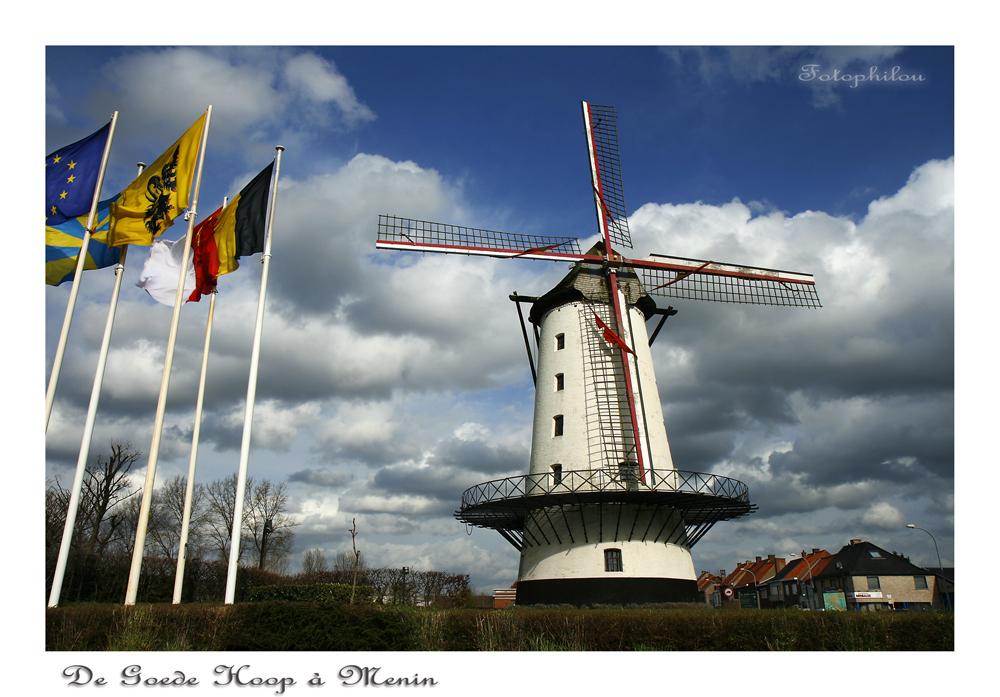Le moulin de Bonne Espérance