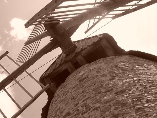 Le moulin de Collioure 2