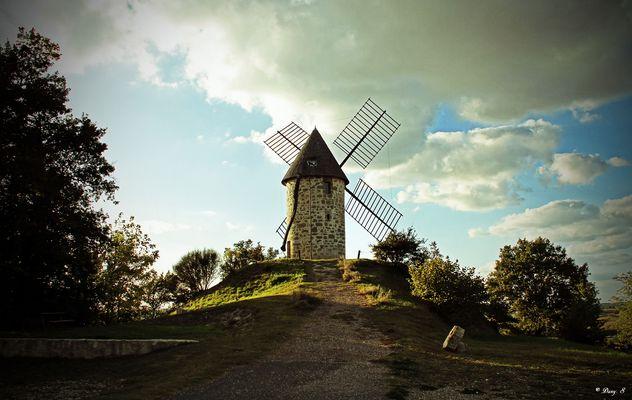le moulin de Coulx
