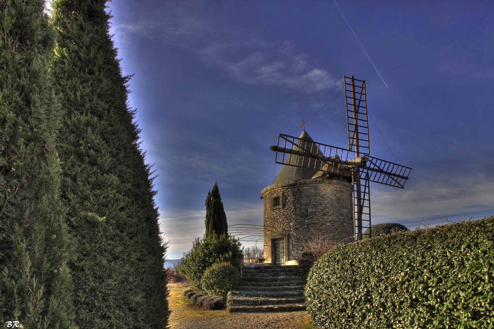 """le moulin de """"la Badelle"""""""