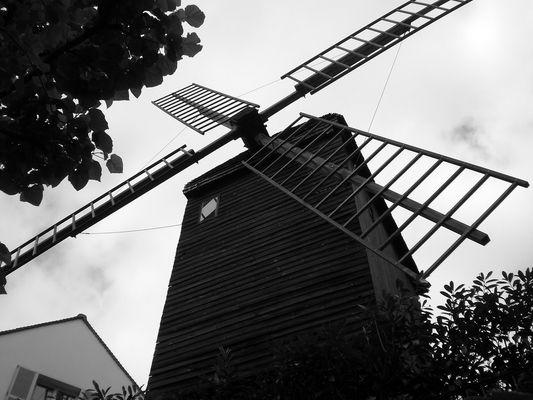 le moulin de la galette ( Paris)
