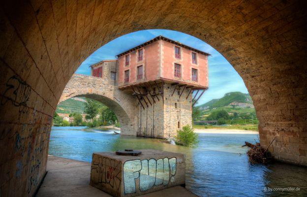 Le moulin de Millau