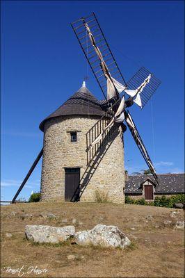 Le moulin du Mont Dol