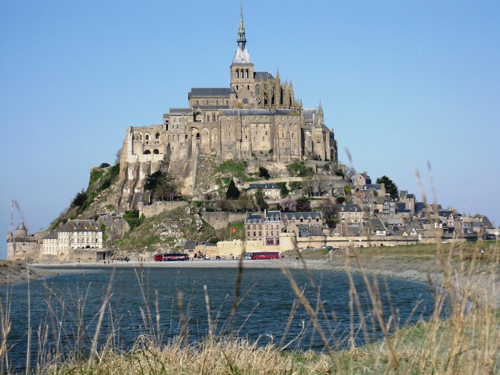 Le Mt St Michel