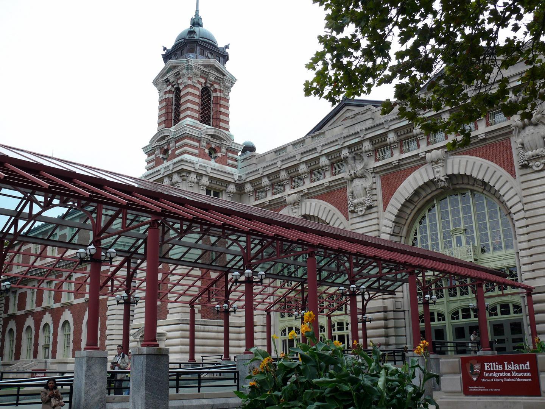 Le musée de l' Immigration