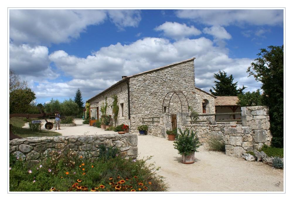 Le musée de la lavande en Ardèche