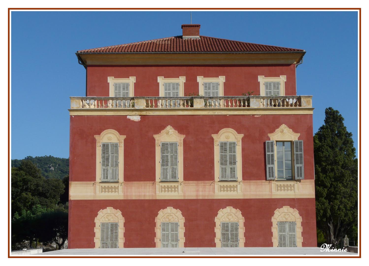 """"""" Le musée Matisse"""""""