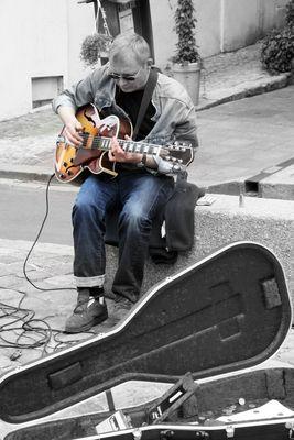 le musicien...