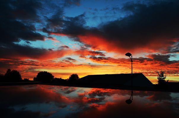 le nuage rouge