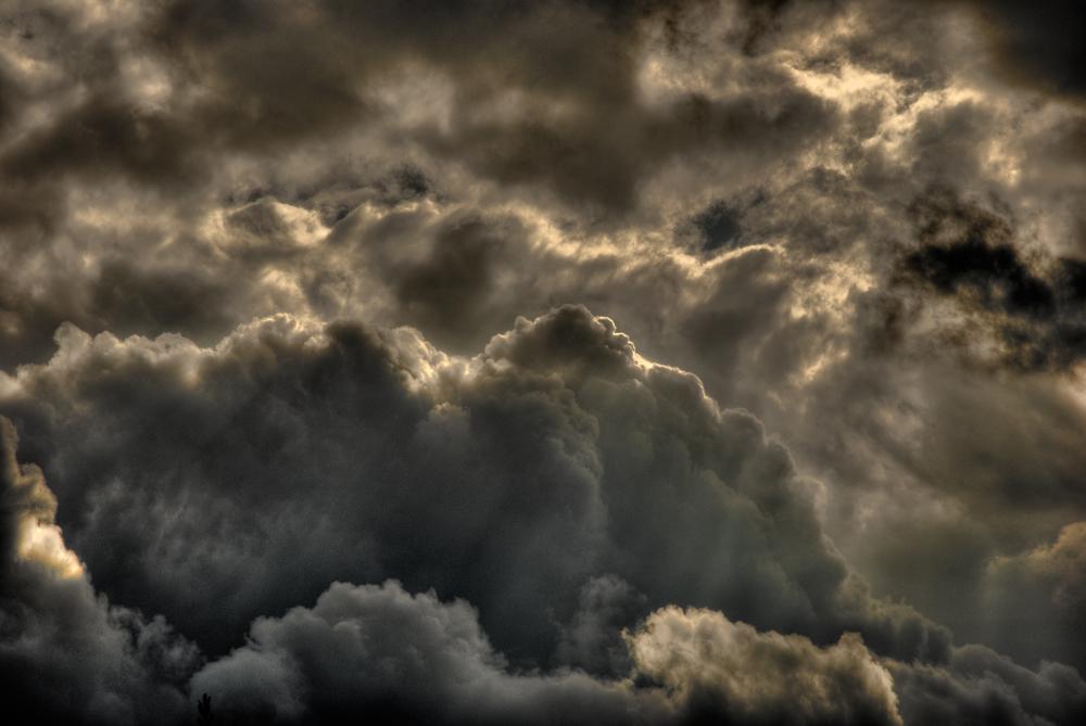Le nuvole...libere di esprimersi