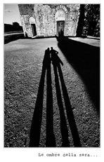 Le ombre della sera....