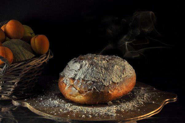 Le pain est cuit