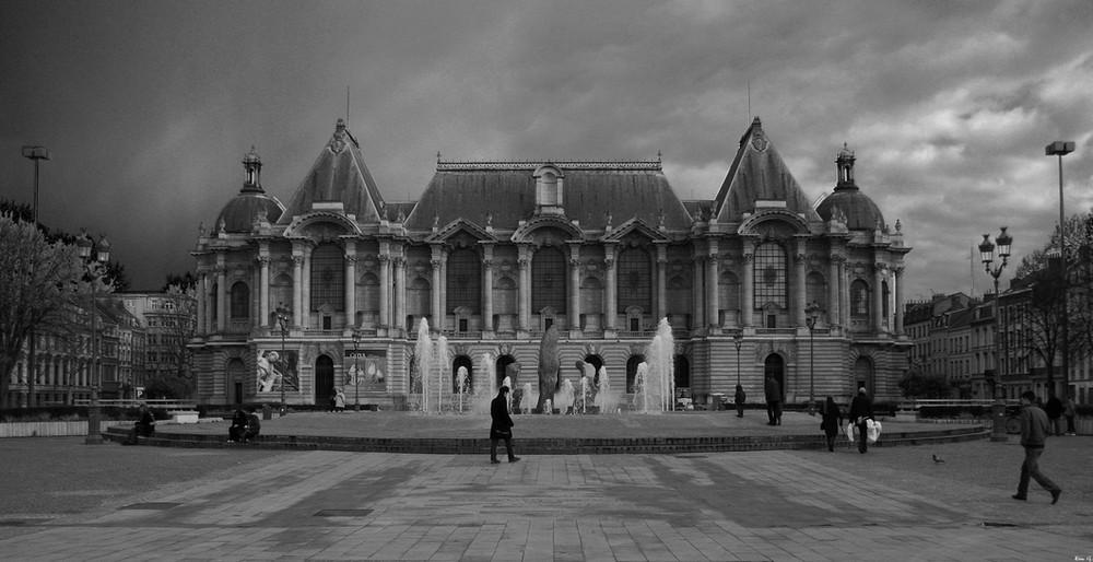 Le Palais des Beaux-Arts