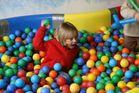 Le pallina colorate