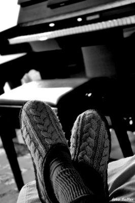 Le pantofole
