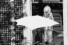 le parapluie ...