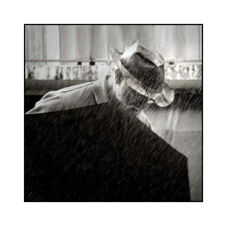 Le parapluie de Sarlat