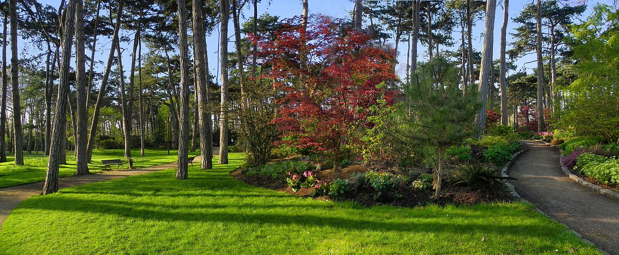Le parc floral de Vincennes