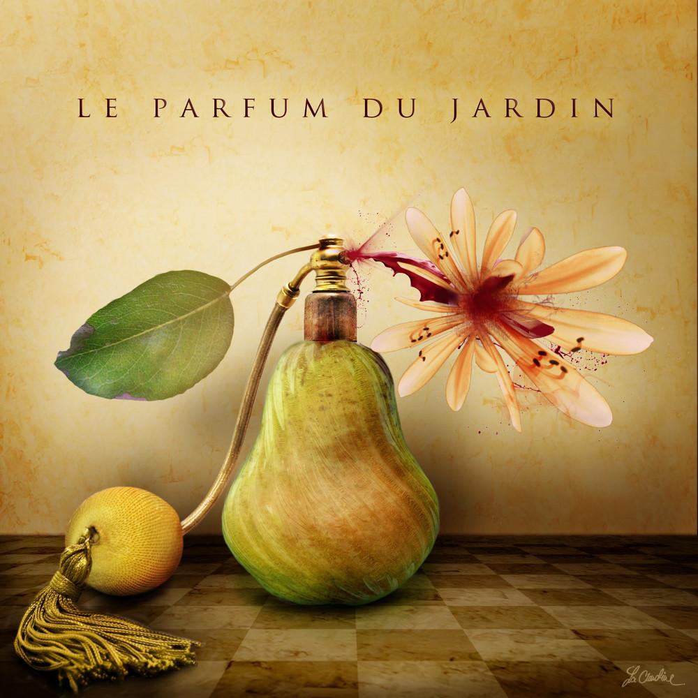 le parfum du jardin
