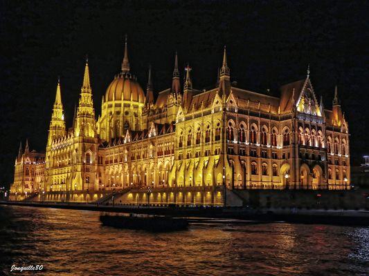 Le parlement de Budapest (2)