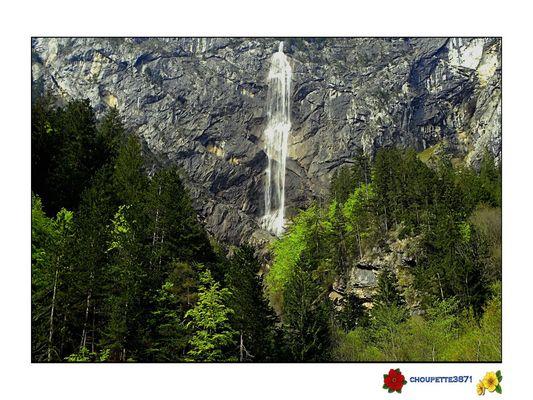 Le Pas du Roc Haute Savoie
