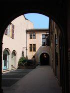 Le passage de l'Ancienne Mairie - Villefranche sur Saône