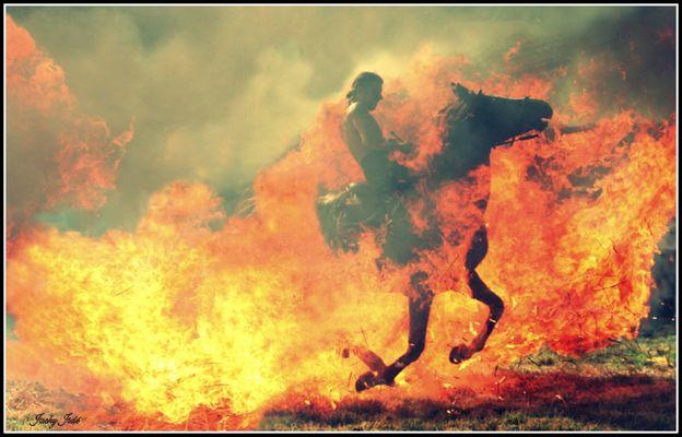 Le passage du feu