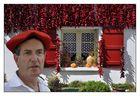 le pays basque rouge