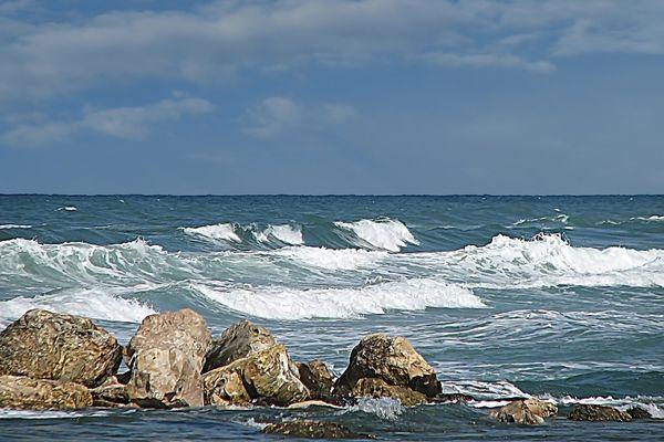 Le paysage maritime #1