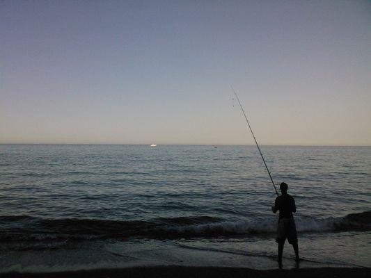 Le Pêcheur!