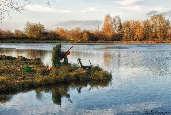 Le pêcheur.