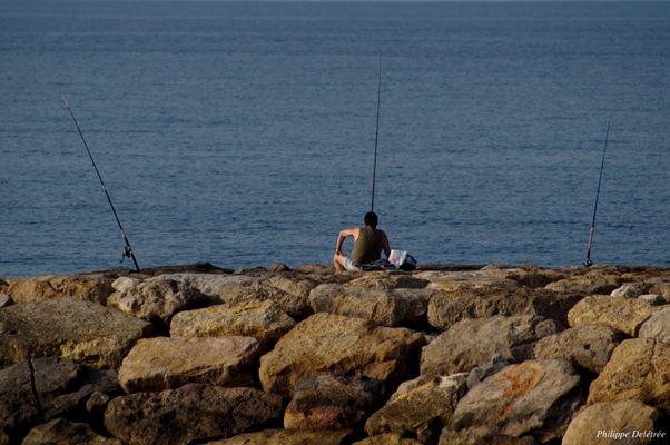 Le pêcheur des Saintes Maries de la Mer