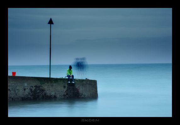 Le pêcheur fantôme