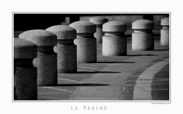 Le Pedine...